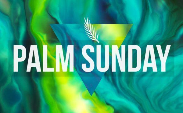 Palm Sunday 2018 Image