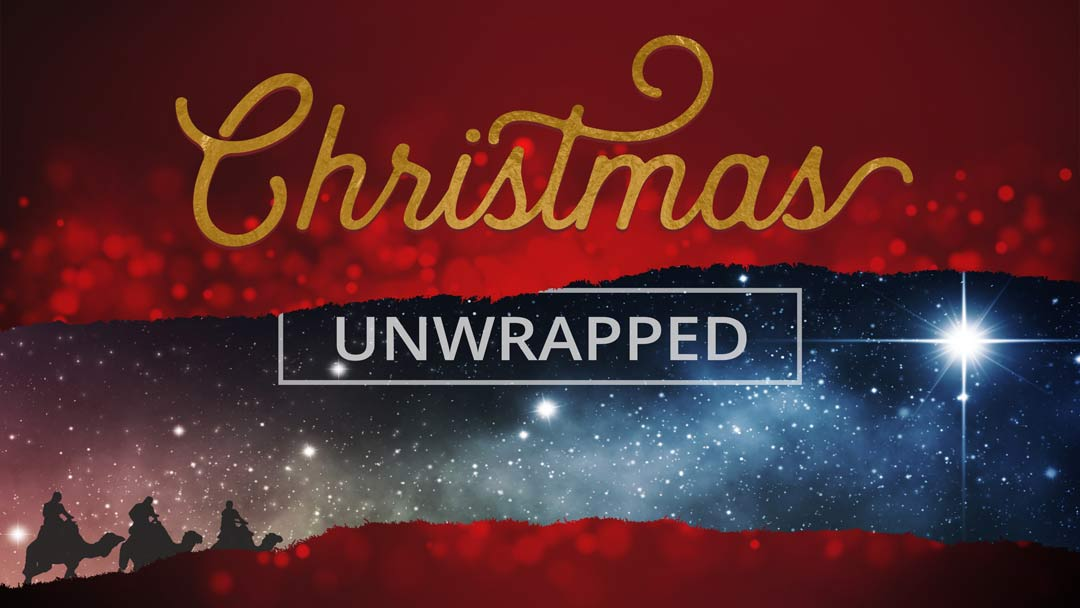 The Image for our upcoming Advent sermon series starting December First