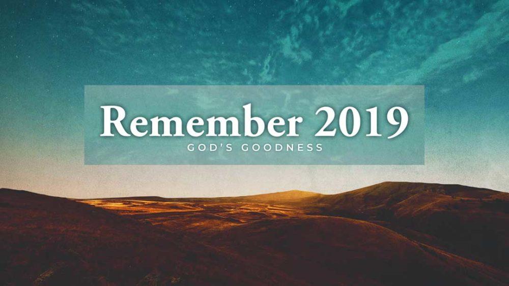 Remember 2019