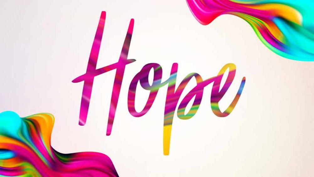 Hope!